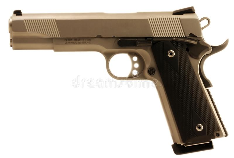 Pistol Royalty Free Stock Photography