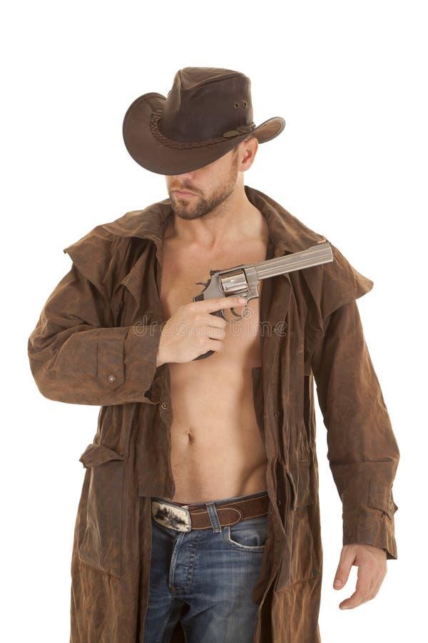 Pistol brown jacket