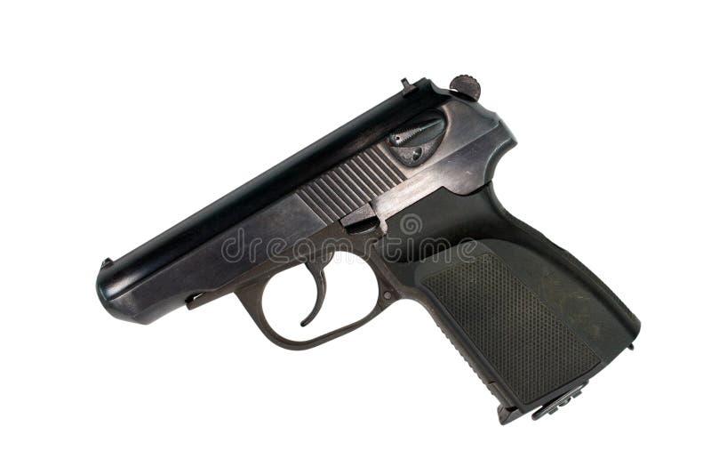 Pistol pneumatic stock photography