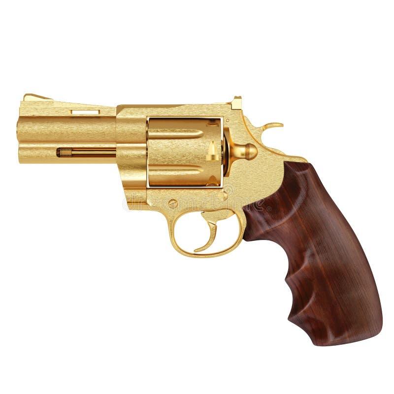 Pistola ilustração stock