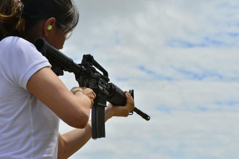 pistola fotografie stock