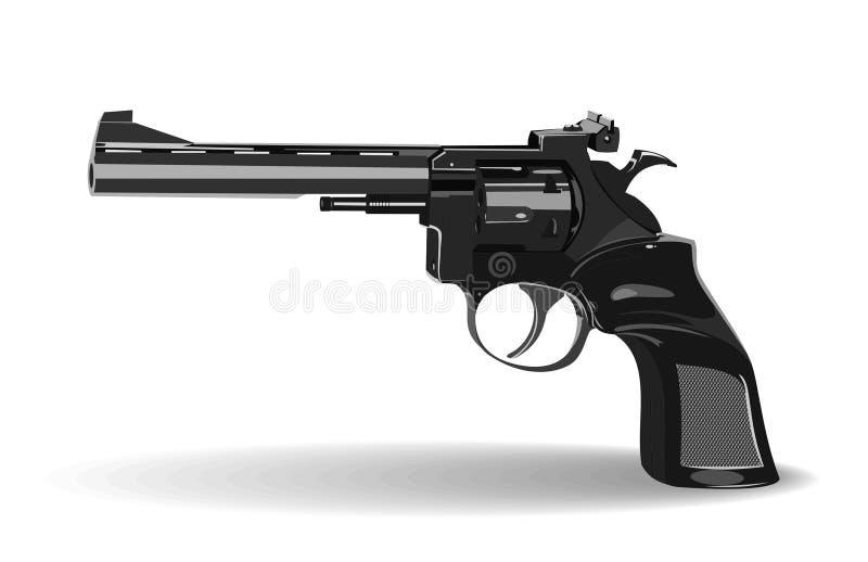 Download Pistola de gran alcance stock de ilustración. Ilustración de peligroso - 7285990