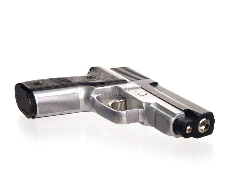 Pistola del giocattolo fotografia stock libera da diritti