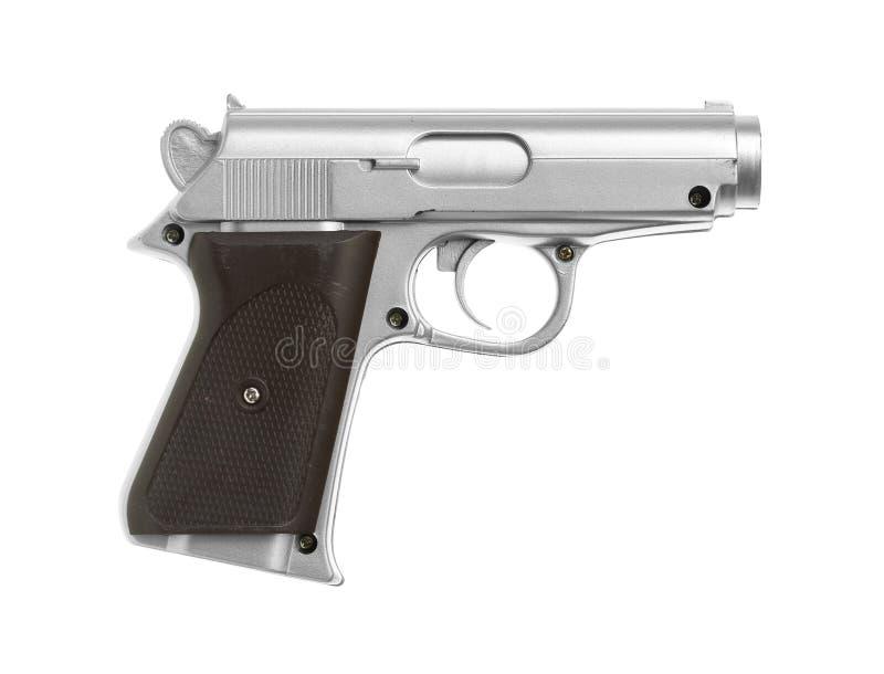 Pistola del giocattolo immagine stock
