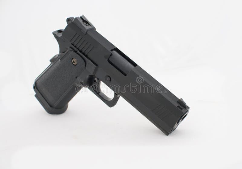 Pistola della mano fotografie stock