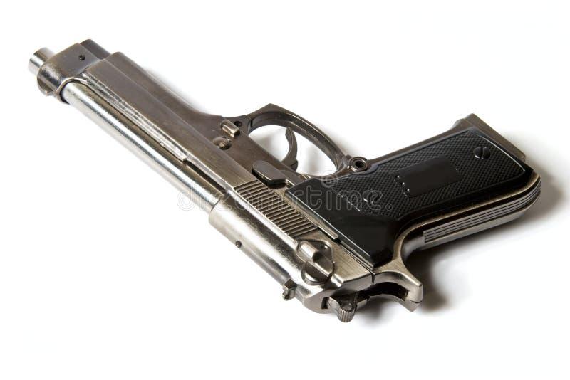 Pistola della mano fotografia stock