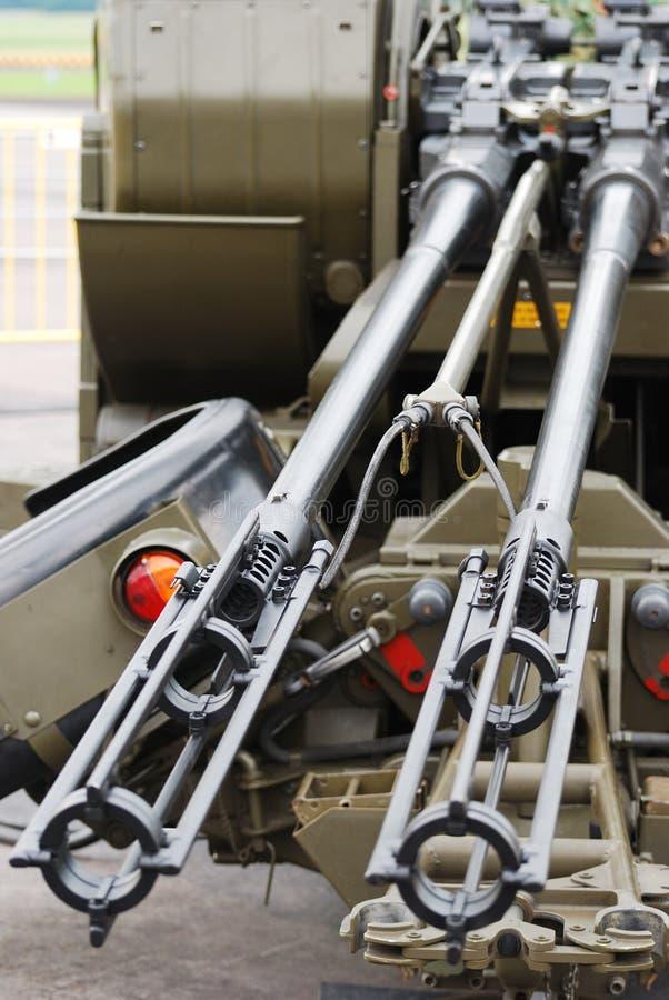 Pistola di aa immagine stock libera da diritti