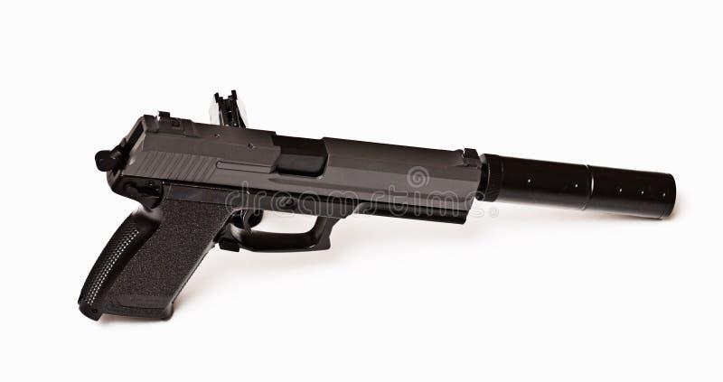 pistola di BB di 6mm fotografie stock