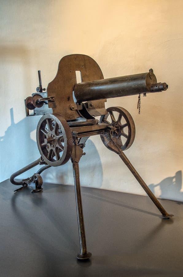Pistola di massimo fotografia stock libera da diritti