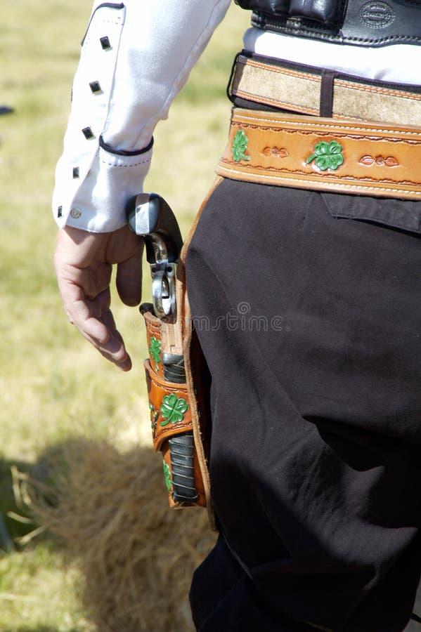 Pistolas 3 fotografia de stock royalty free