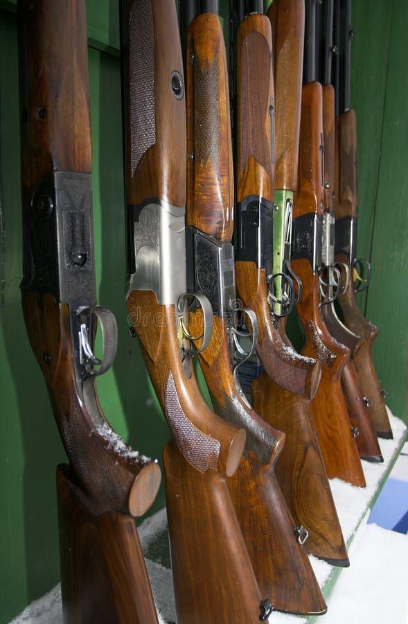 Pistole fotografia stock libera da diritti