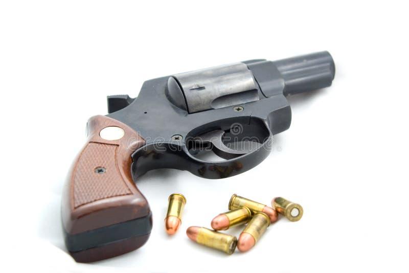 Pistole. stockfoto