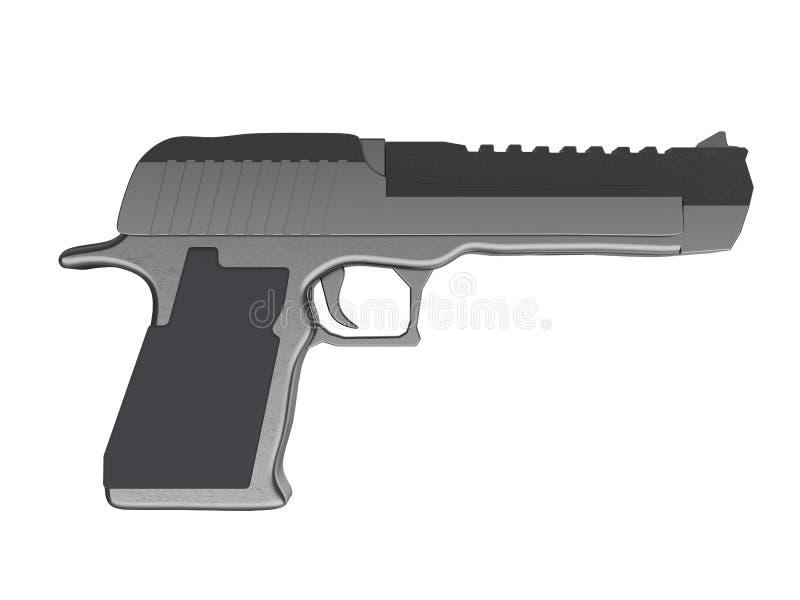 pistole stock abbildung
