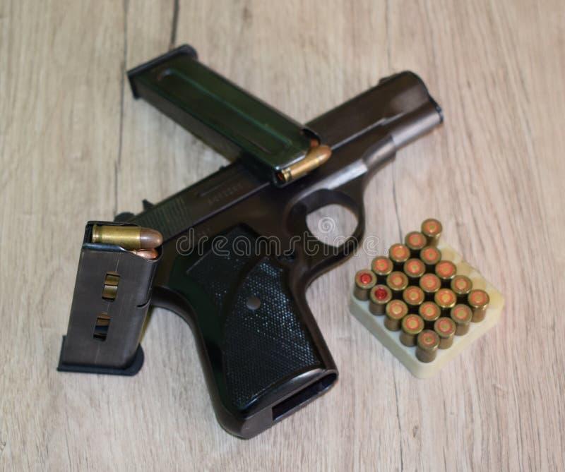 pistole stockfotografie