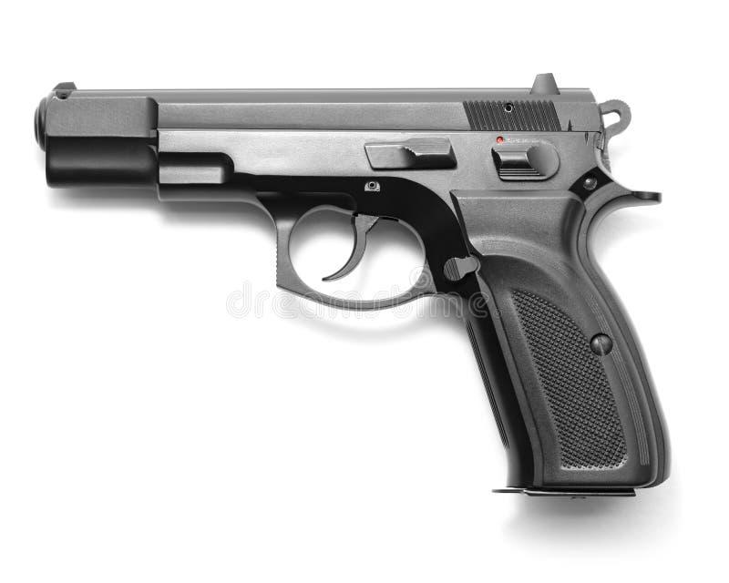 pistolecik odizolowywający zdjęcie royalty free