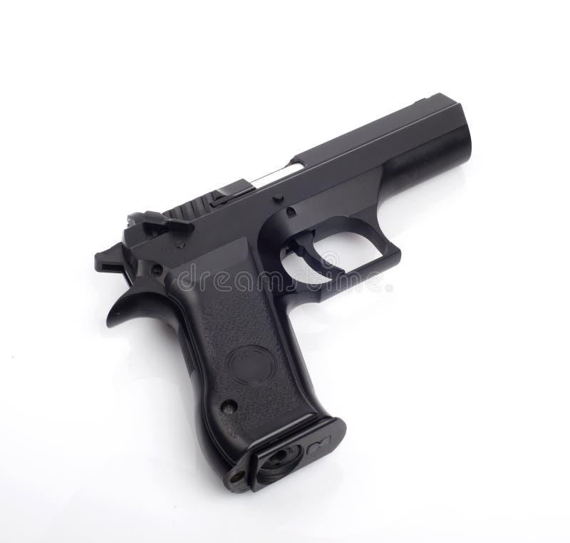 pistolet ładował fotografia stock