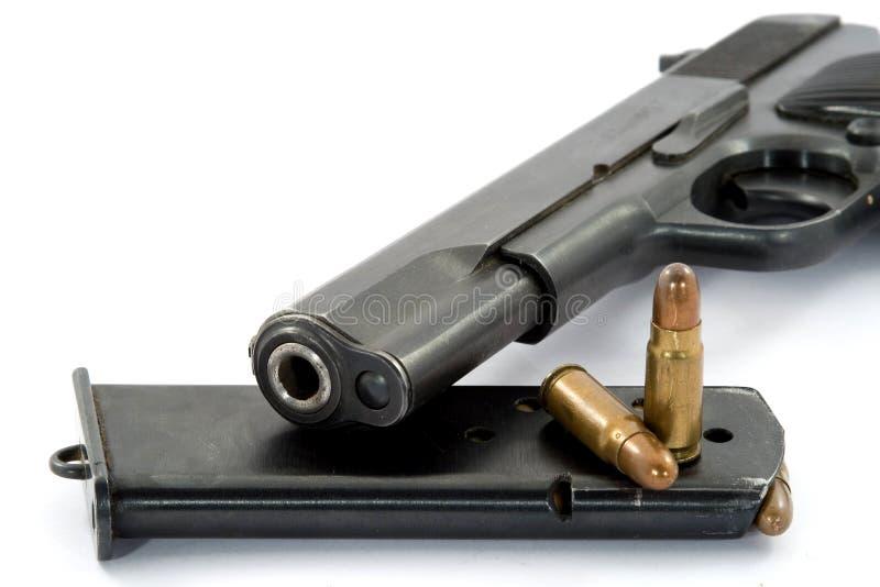 pistolet obraz royalty free