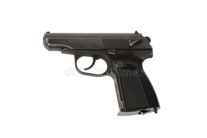 Pistolet de Makarov photographie stock libre de droits
