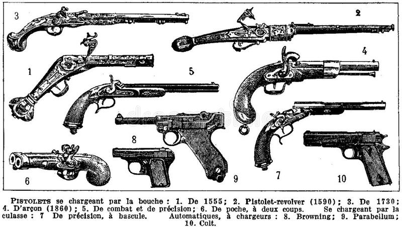 Pistolets Free Public Domain Cc0 Image
