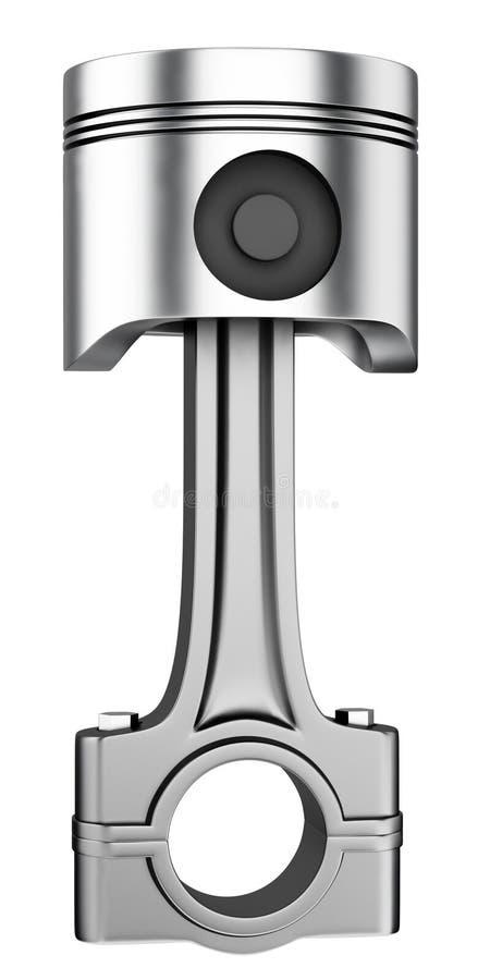 Download Piston stock illustration. Illustration of fuel, mechanical - 13954015