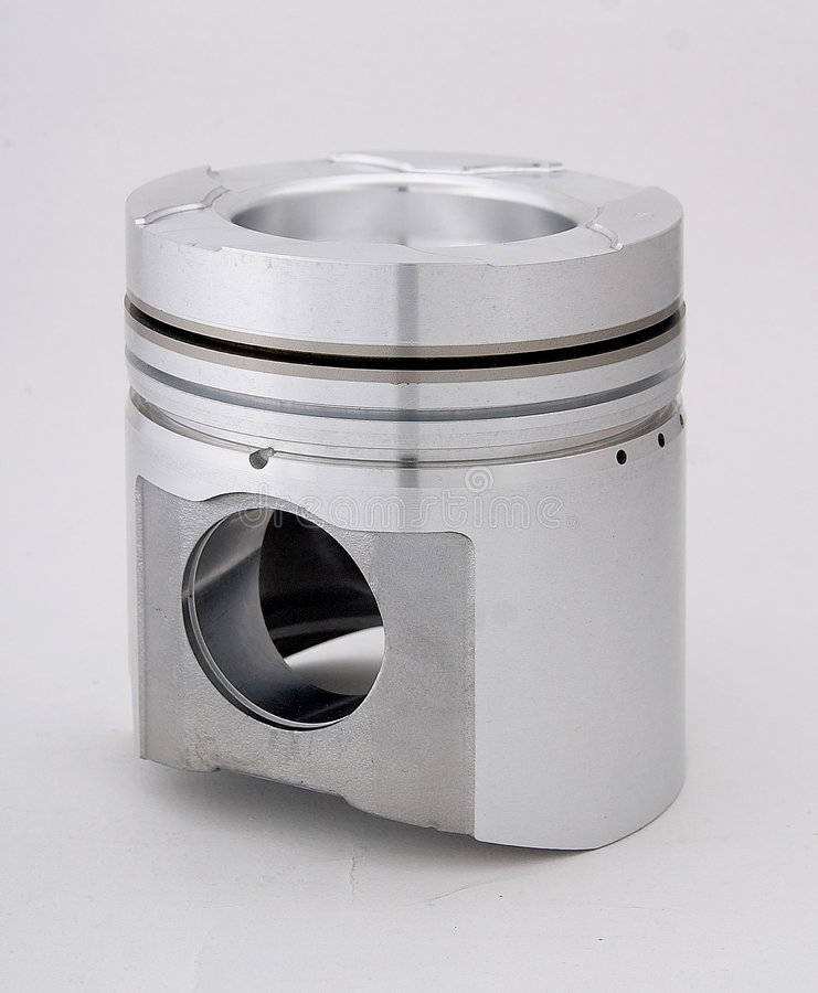 Piston #3 photographie stock libre de droits