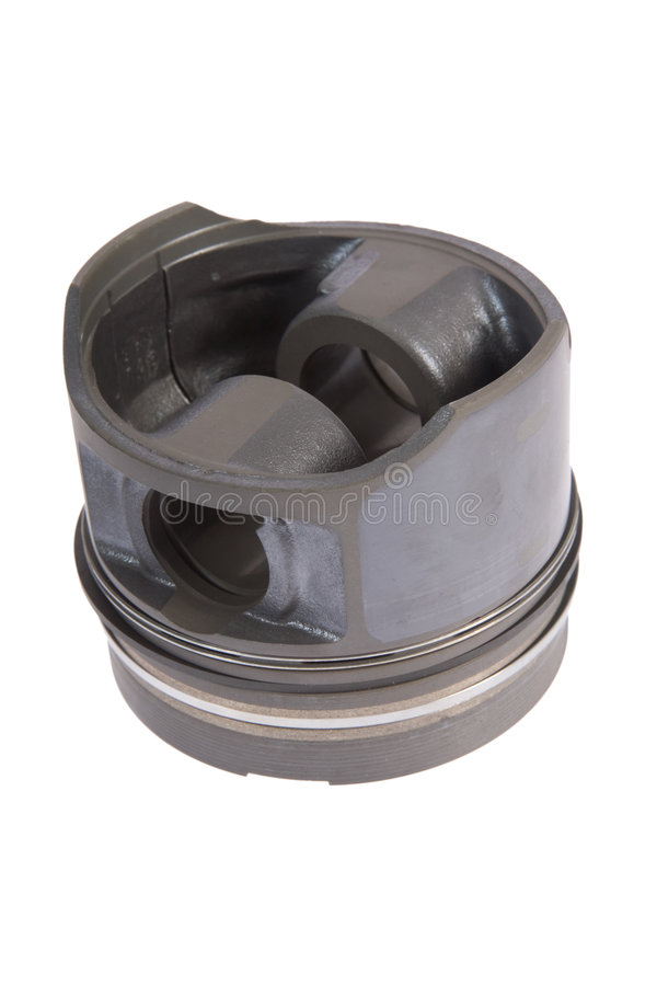 Piston photographie stock libre de droits