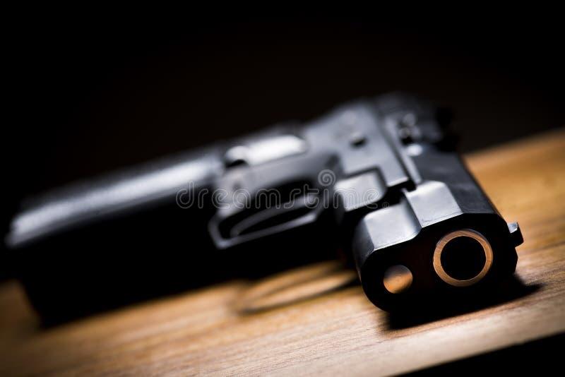 pistool royalty-vrije stock foto