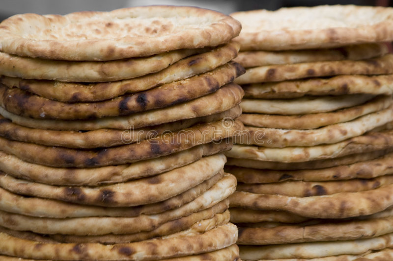 Download Pita bread stock image. Image of yeast, flatbread, pita - 5681889
