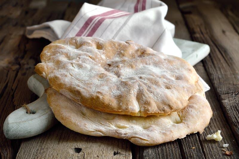 Pita bread stock image