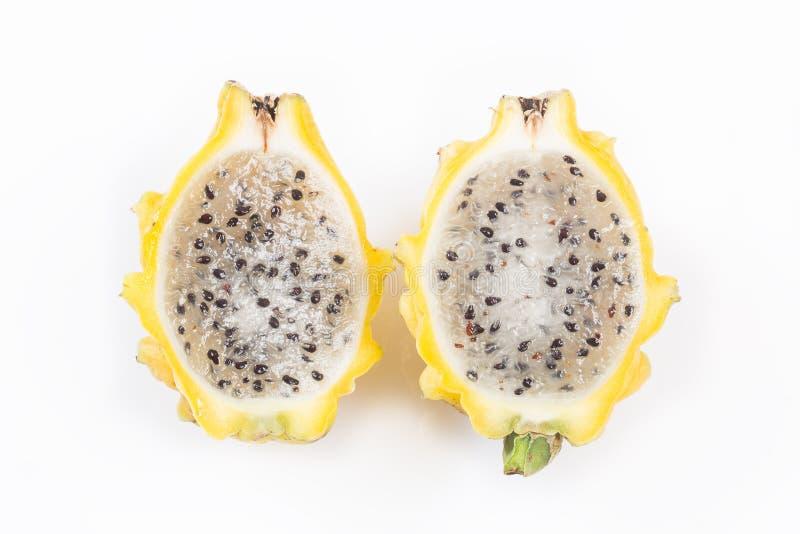Pitahaya, Pitaya o Dragon Fruit immagine stock libera da diritti