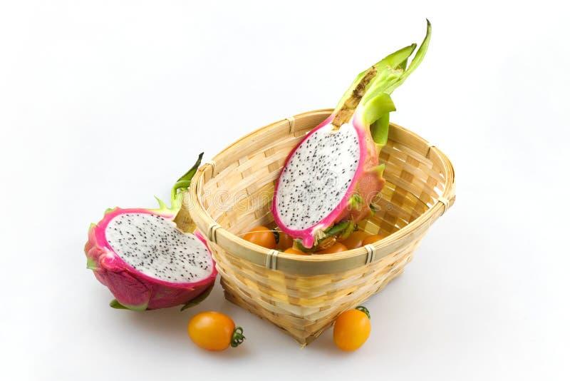 Download Pitaya foto de stock. Imagem de amarelo, beleza, alimento - 12803682