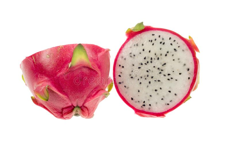 Pitaya (dragon fruit) royalty free stock images