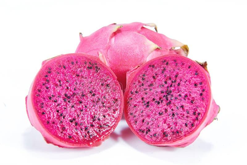 Pitaya fruit or dragon fruit stock image