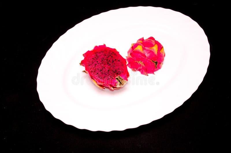 Pitaya lub smok owoc obrazy stock