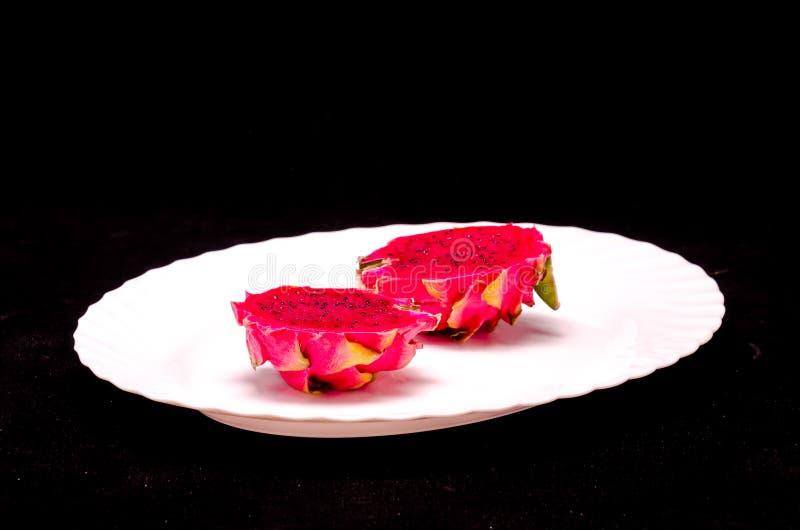 Pitaya lub smok owoc fotografia royalty free
