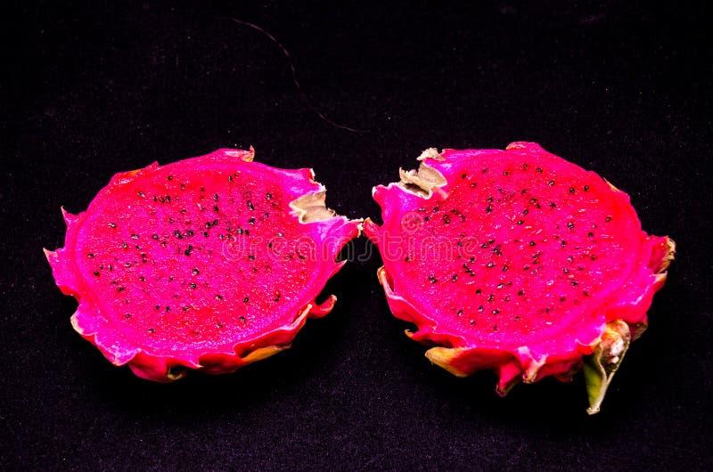 Pitaya lub smok owoc obrazy royalty free