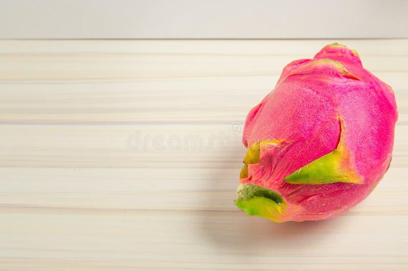 Pitaya o Pitahaya è la frutta fotografia stock libera da diritti