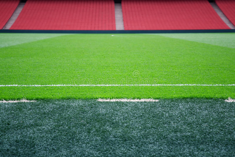 Download Pitch side stock photo. Image of turf, pitch, sport, seating - 29161288