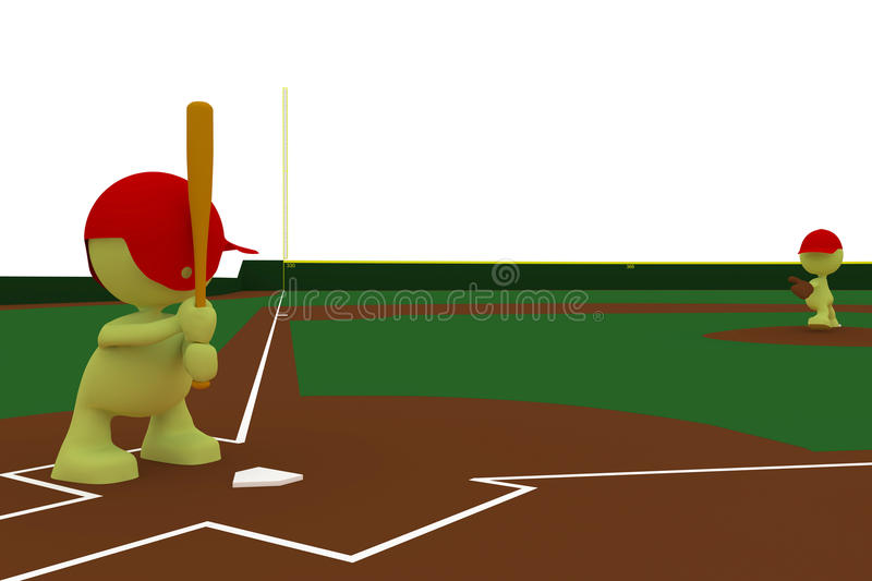 Pitcher and Batter