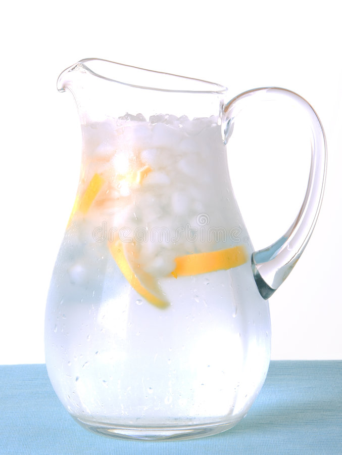 Download Pitcher Of Water Stock Photos - Image: 9116983