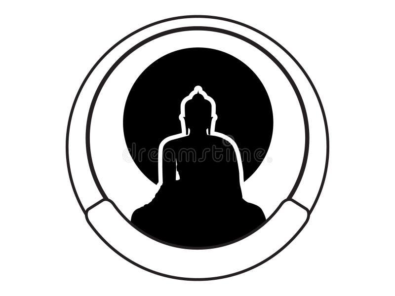 Pitié Bouddha de Luangpho photos libres de droits