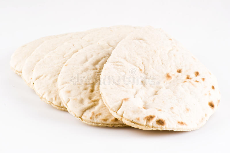 Download Pitta bread stock image. Image of starch, food, bread - 18416457