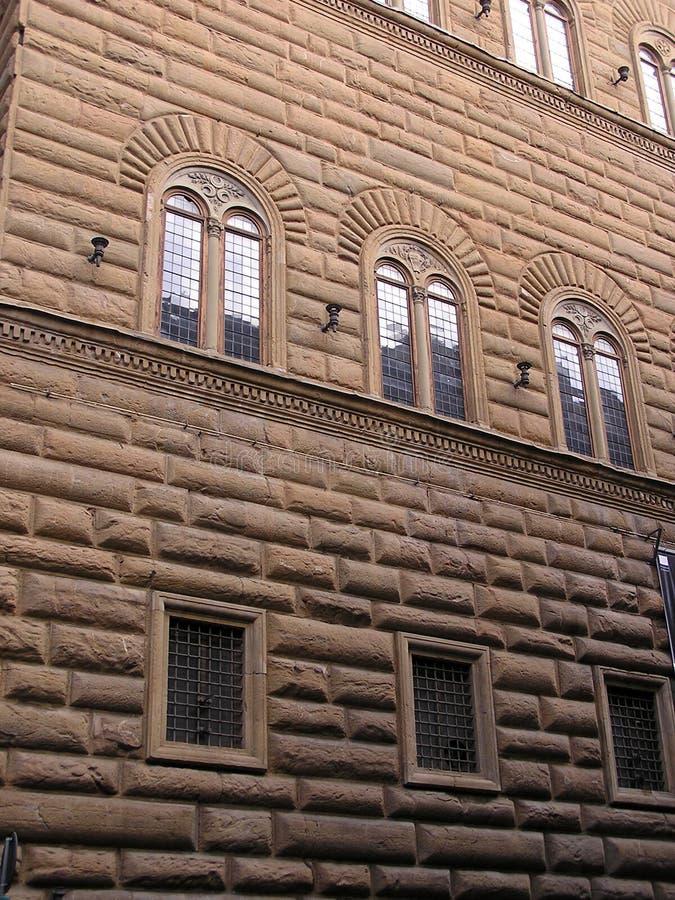 Pitti di palazzo di Firenze fotografia stock