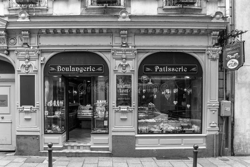 Pittoreska Strasbourg royaltyfria foton