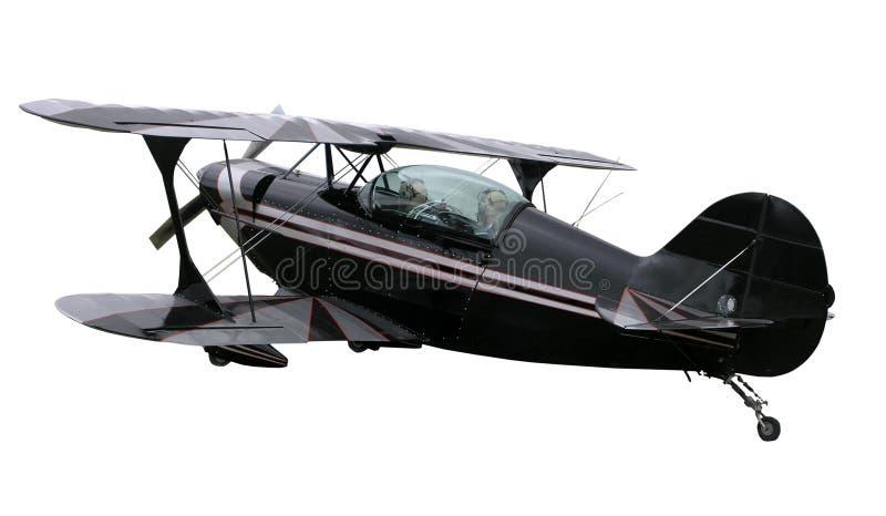 pitts самолет-биплана специальные стоковые изображения rf