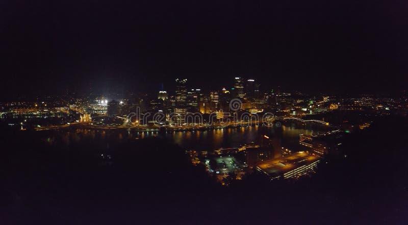 Pittsburg stock photo