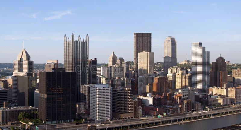Pittsburgh imagen de archivo libre de regalías