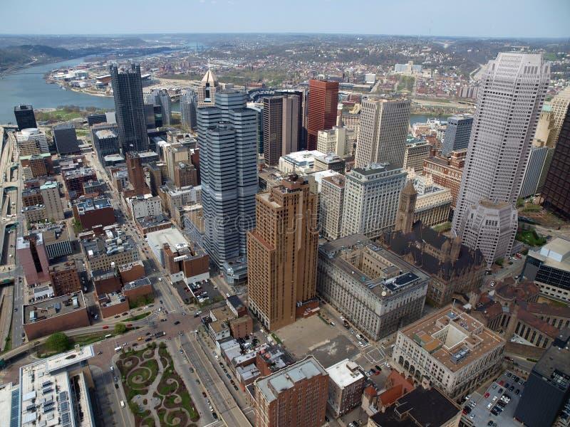 Pittsburgh imágenes de archivo libres de regalías
