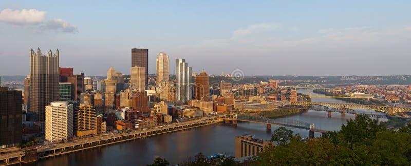Pittsburgh. foto de archivo