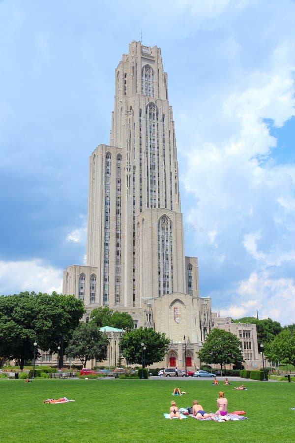 Pittsburgh foto de archivo libre de regalías